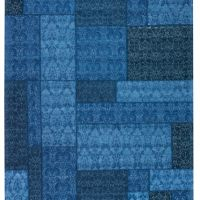 Patchwork 13 Blue