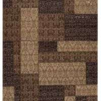 Patchwork 8 Brown
