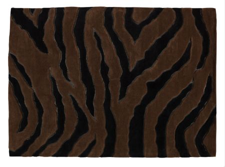 Nova Black Brown cm 200x300