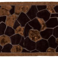 Africa Brown cm 140x200